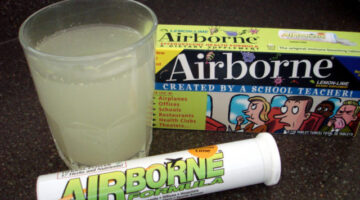 Airborne Supplement As A Cold Remedy… Does It Work? Is It Safe?