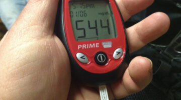 Have You Had Your Blood Sugar Tested?… Even If You're Not Diabetic