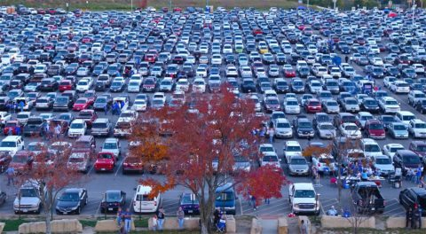 holiday weight loss parking