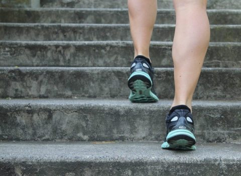 holiday weight loss stairs