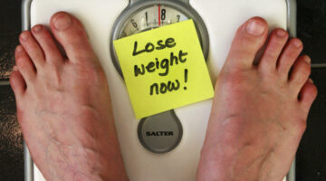 You can lose weight fast with these 8 simple tips. photo by Alan Cleaver