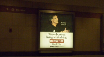 Randy Pausch Is Dying… Here Is Randy Pausch's Last Lecture