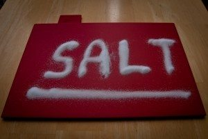 Here are the easiest ways to reduce sodium intake. photo by DaGoaty on Flickr