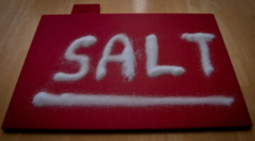 Too Much Sodium In Your Diet? Here's How To Painlessly Reduce Your Salt Intake