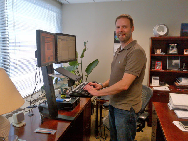 Standing Desk As Many Of Us Know Sitting All Day