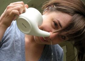 Try A Neti Pot: It's Better Than Nasal Decongestants!